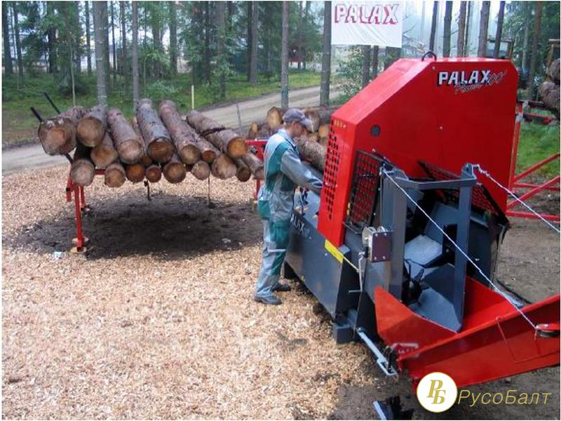 Дровокол Palax Power 100 S