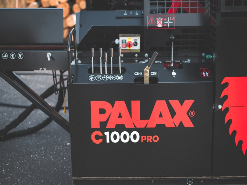 Дровокол Palax C1000 PRO